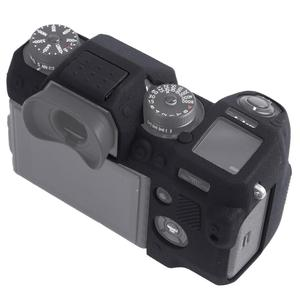 Image 3 - Силиконовый чехол для Fuji X H1 XH1, цифровой фотоаппарат высокого качества, текстурная поверхность, защитный чехол для FUJIFILM XH1 X H1
