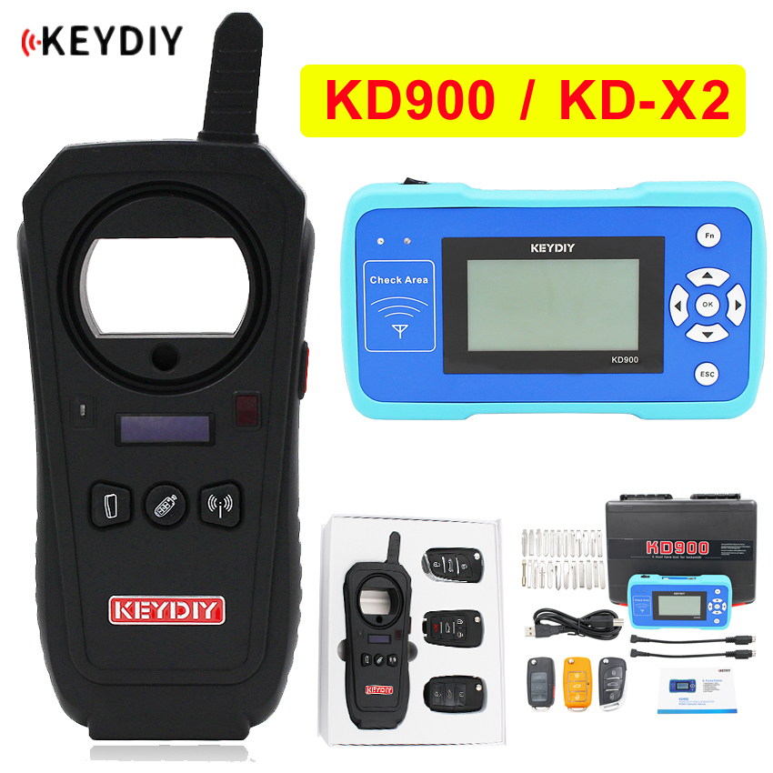 KEYDIY KD900/KD-X2/KD Data Collector Remote Maker The Best Tool For Remote Control World Update Online Auto Key Programmer