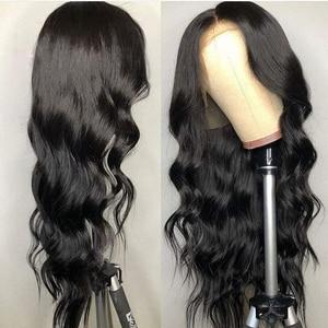 Image 3 - Человеческие волосы для наращивания, волнистые бразильские волосы Remy, натуральный цвет, необработанные человеческие волосы, пряди 3 пряди