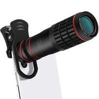 20X Zoom teleobjetivo 4K HD telescopio Monocular lente de la cámara del teléfono para iPhone Xs Max XR X 8 7 plus Samsung Xiaomi para Huawei