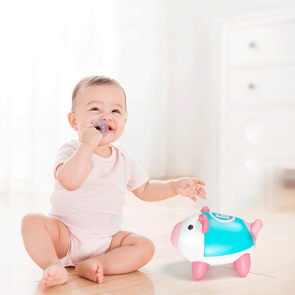 Intelligent Talking Musical Pig Toy Smart Robot Pig Kids Toy Touch Sensor Enlightenment Electronic Walking Pet Toy For Kid Gifts