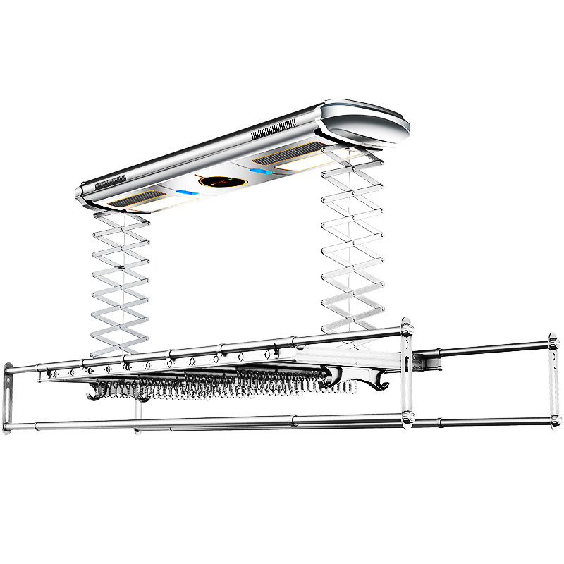 Electric Clothes Rack Lift Multi-function Balcony Intelligent Automatic Telescopic Dryer