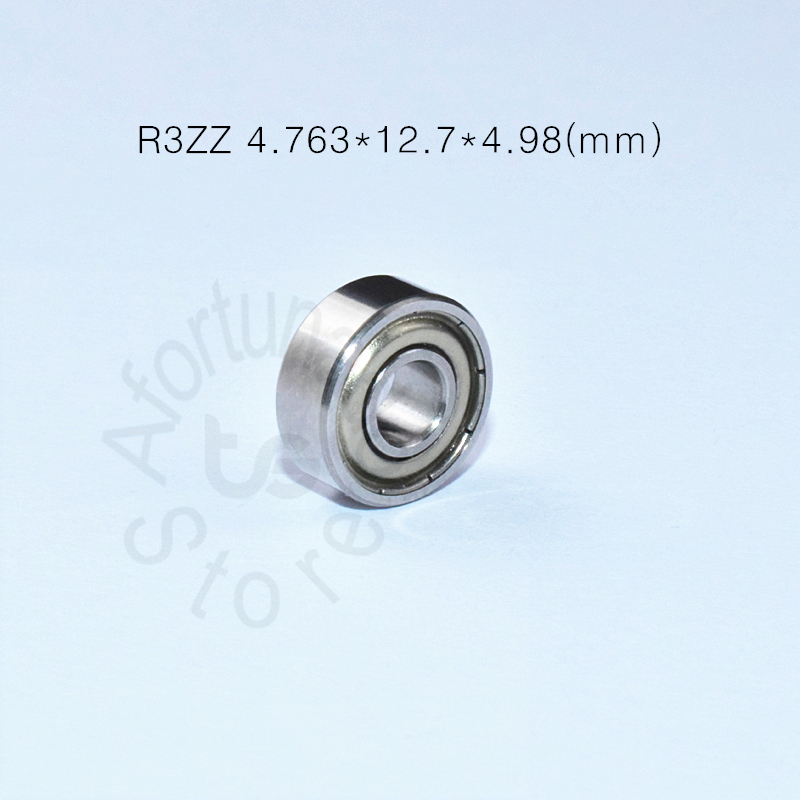 8x R8-ZZ Ball Bearing 1//2 x 1-1//8 x 5//16 ZZ 2Z Free Shipping NEW Metal