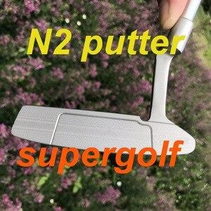 Image 1 - جديد OEM جودة مضرب الغولف مخصص Newpo 2 مضرب 33/34/35 بوصة مع غطاء الرأس نوادي الغولف
