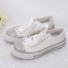 Women Sneakers Casual Shoes New Fashion Breathable Platform White Soft Footwears