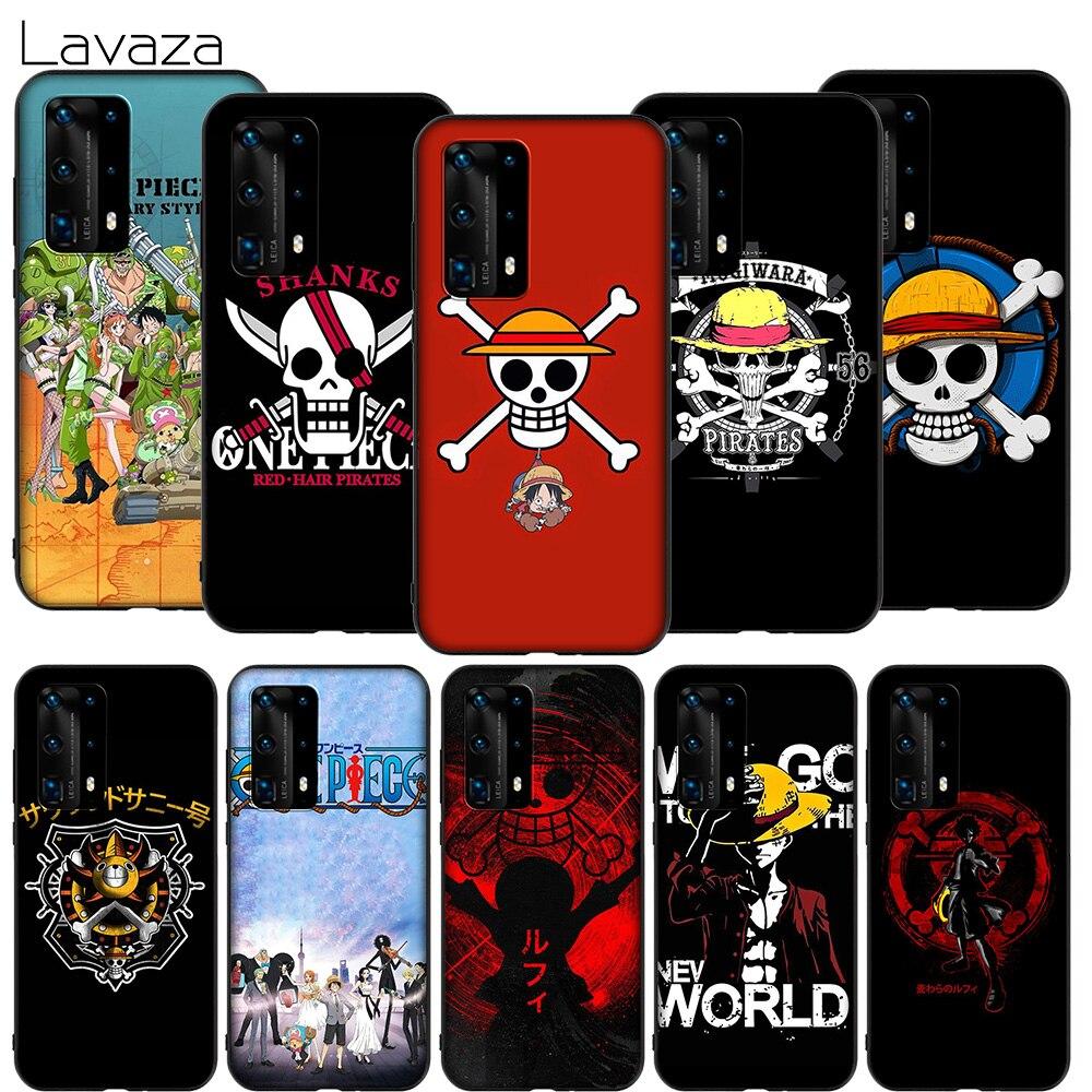 Мягкий чехол Lavaza K99 с пиратами для Huawei Mate Nova 2 2i 3 3i 4E 5 5i 5T Smart 6 7 10 20 30 SE Pro Lite