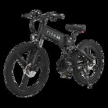 Vtt électrique 48v, 12,8 ah, 40 km/h MAX, 500W, autonomie de 60 à 90km, vélo de plage