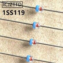 100PCS NEW Original 1SS118 1SS119 FAZER-34 1SS120 ISS120 1SS120TA 1SS120TD DO34 FAZER-35 DO35 S118 S119 s120