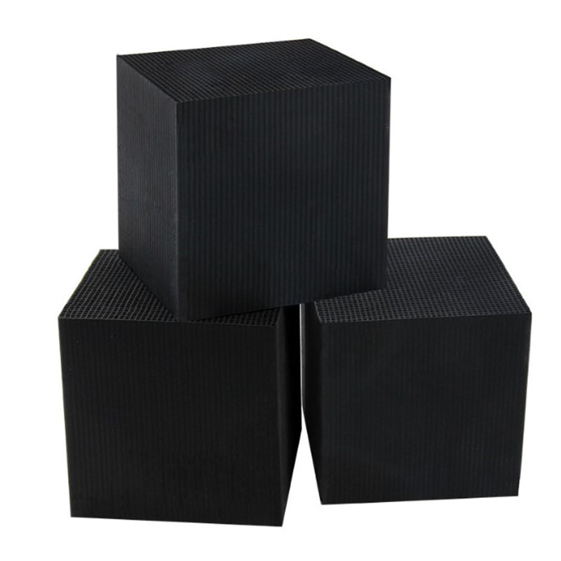 Aquarium Filter Water Cube New Filtration Material Rapid Water Purification Contains Activated Carbon Adsorption Impurities