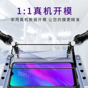Image 5 - 3D Volledige Lijm Gehard Glas Voor Oppo A1K Oppo Realme 3 Full Screen Cover Screen Protector Film Voor Oppo Realme c1 C2