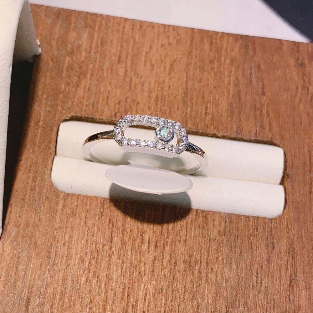 Luxury Elegant Brazil Initial Stackable Rings for Women Wedding CZ Finger Rings Beads Charm Ring Bohemian Beach Jewelry  J1918 5