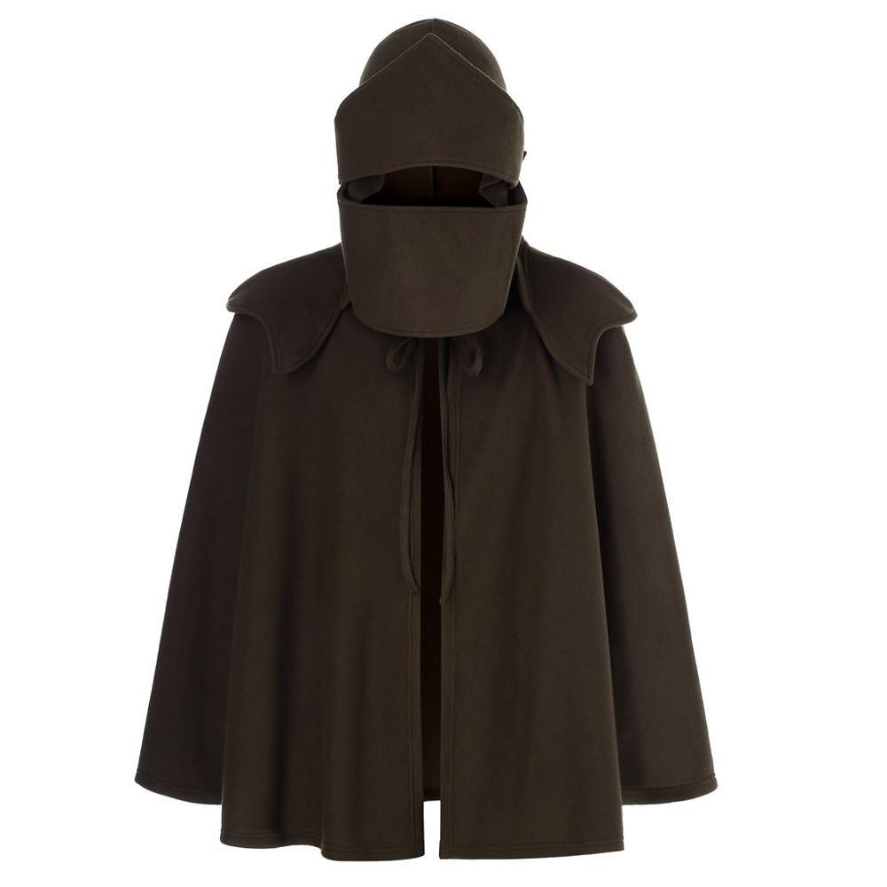 DressU Mens Hoodie Pure Color Plus-Size Zip Print Thick Coat