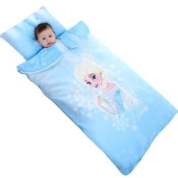 Original Disney  Baby Sleeping Quilt Children Summer Bag Sleep Toddler FTB0003