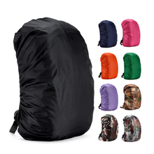 35L Rain Cover Backpack Adjustable Waterproof Dustproof Portable Ultralight Shoulder Protect Outdoor Hiking