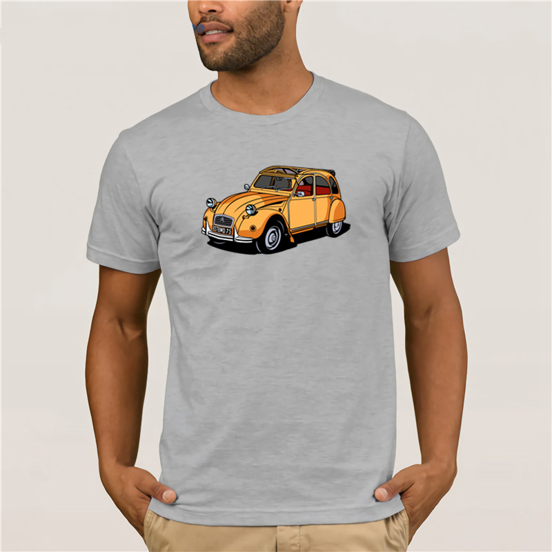 Citroen BX /'Evolution of Man/' classic car t-shirt