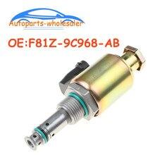 Acessórios do carro F81Z-9C968-AB f81z9c968ab 1841217c911 para f ord f250 f350 f450 f550 1995-2003 regulador de pressão de injeção de combustível