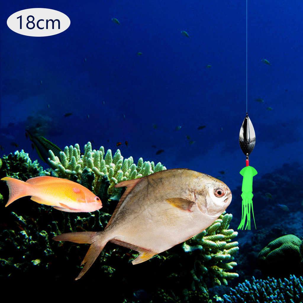 منتجات جديدة لعام 2020 ، صنارة صيد للمياه المالحة ، تنورات على شكل الحبار والأخطبوط ، طعوم مضيئة ومشرقة ، طعوم صيد الأسماك ، مجموعة أنيقة