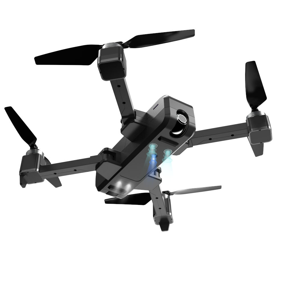 Jjrc X11 Unmanned Aerial Vehicle 2K High-definition Aerial Photography Brushless GPS Quadcopter Ultrasonic Positioning Remote Co