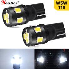 2x W5W LED Canbus 2825 T10 Interior Clearance Lights For VW Polo Passat B5 B6 CC Golf 4 5 6 7 gti Mk7 Mk5 Jetta MK6 Tiguan MK4