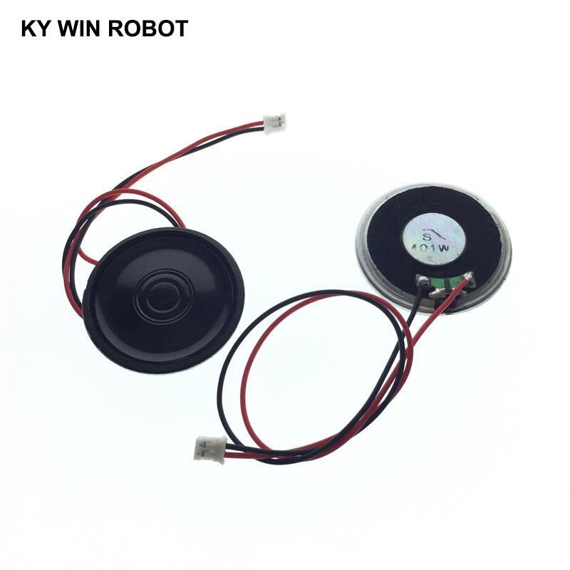 2Pcs Oval Shape Micro Speaker 20Mm X 30Mm 8 Ohm 8R 1W mt