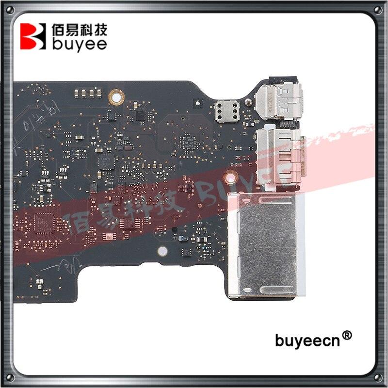 """Image 5 - Original a1466 i5 1.8g 4 gb placa mãe 2012 2017 para macbook ar a1466 placa mãe 13 """"placa lógica substituiçãoTela de LCD do laptop   -"""