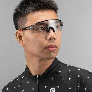 Image 5 - Rockbrosフォトクロミックサイクリングメガネ自転車メガネスポーツメンズサングラスmtbロードバイク眼鏡保護ゴーグル 3 色