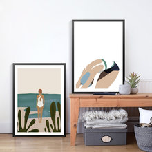 Картина на холсте настенные художественные картины для девочек