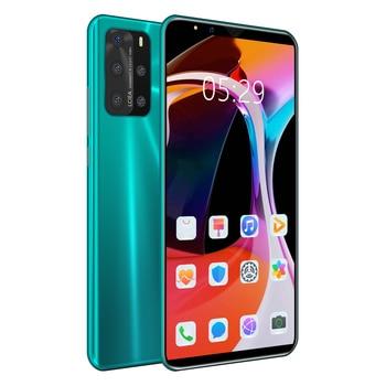 3G Wcdma Smart Phone CECTDIGI P48 Pro 1GB RAM+8GB Rom 5.8 Inch Big Screen Smartphone Quad Core Unlocked Dual Sim Mobile Phone - Add 16g tf card, Green