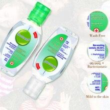 Wholesale Hand Sanitizer Gel Anti-Bacteria Moisturizing Liquid Disposable No Clean Waterless Antibacterial Hand Gel 50ml*10pcs
