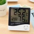 ЖК-дисплей электронные цифровые Температура измеритель влажности домашние открытый термометром и гигрометром декоративные часы для часы/...