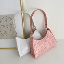 Chain-Handbag Women Totes Retro Female Casual Fashion Solid for Exquisite