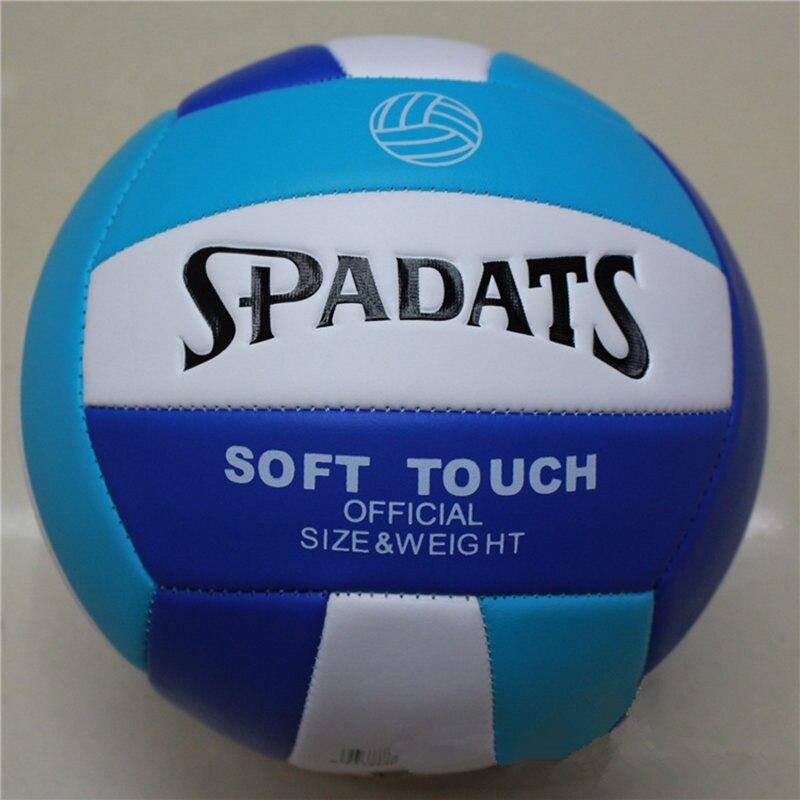 Sport Balls Team Volleyball Ball Beach Games Equipment Training Vollyball