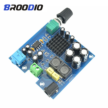 TPA3116D2 Subwoofer Amplifier Board Mono Channel Audio Digital Power Amplifiers With Preamplifier NE5532 diy hifi fever classic ne5532 lm3886 amplifier independent cooling with protective 68w 2 2 0 channel digital amplifier