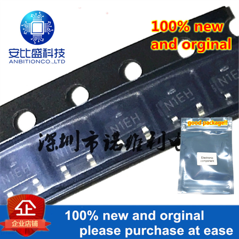 10pcs 100% New And Orginal AP2311GN Silk-screen N1EH SOT23 P-CHANNEL ENHANCEMENT MODE POWER MOSFET In Stock