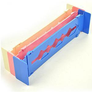1 Pcs Drawer separator Adjustable Wardrobe Drawer Dividers Clapboard Wardrobe Partition Storage Organizer 4 Colors