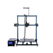 цена на 3D Printer DIY Large Size High Precision FDM Introductory Education Desktop Silent Drive Breakpoint Resume Efficient 3D Printer
