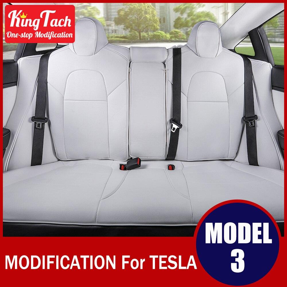 capa de assento do carro para tesla 01