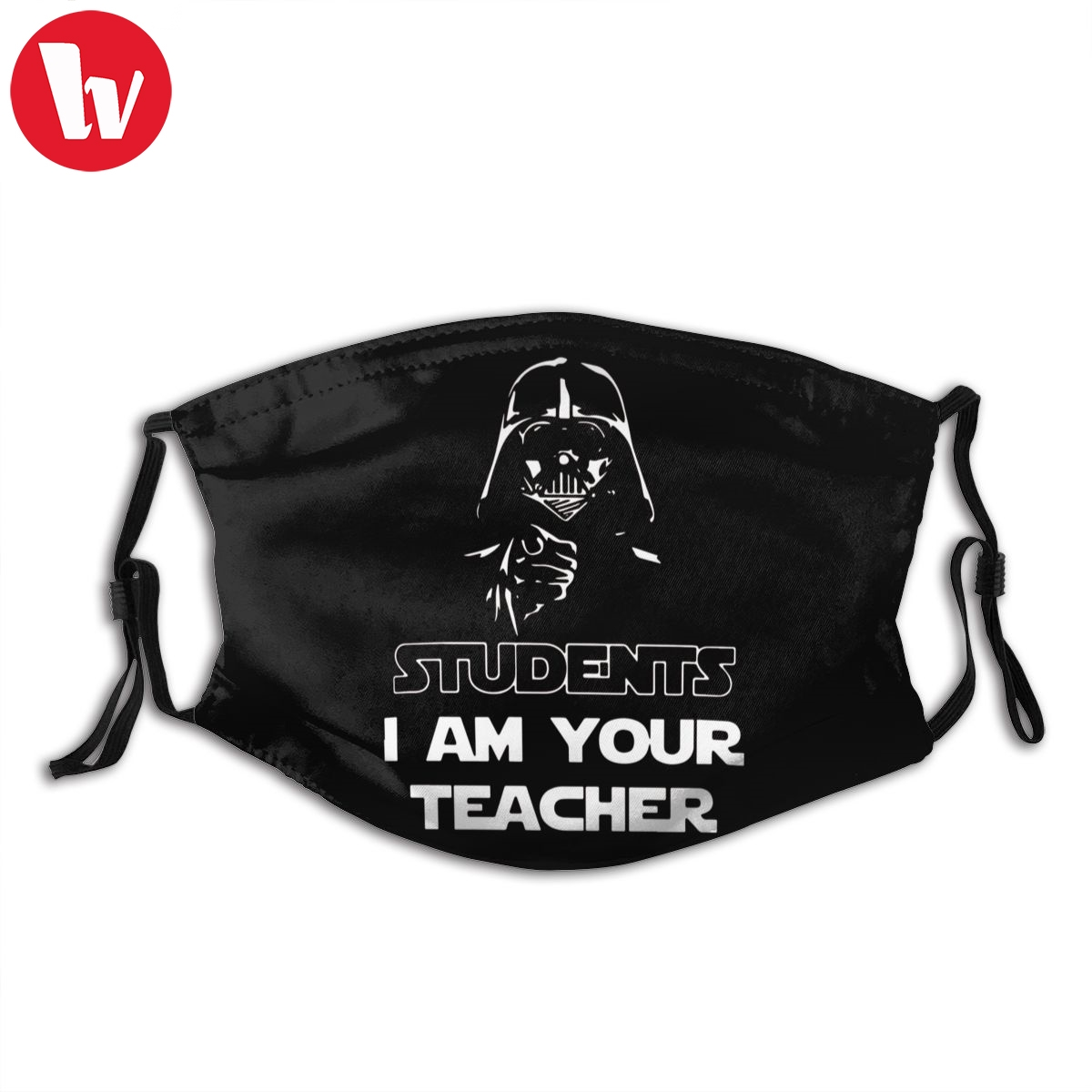Math Mouth Face Mask Students I Am Your Teacher Facial Mask Cool Fashion With 2 Filters For Adult