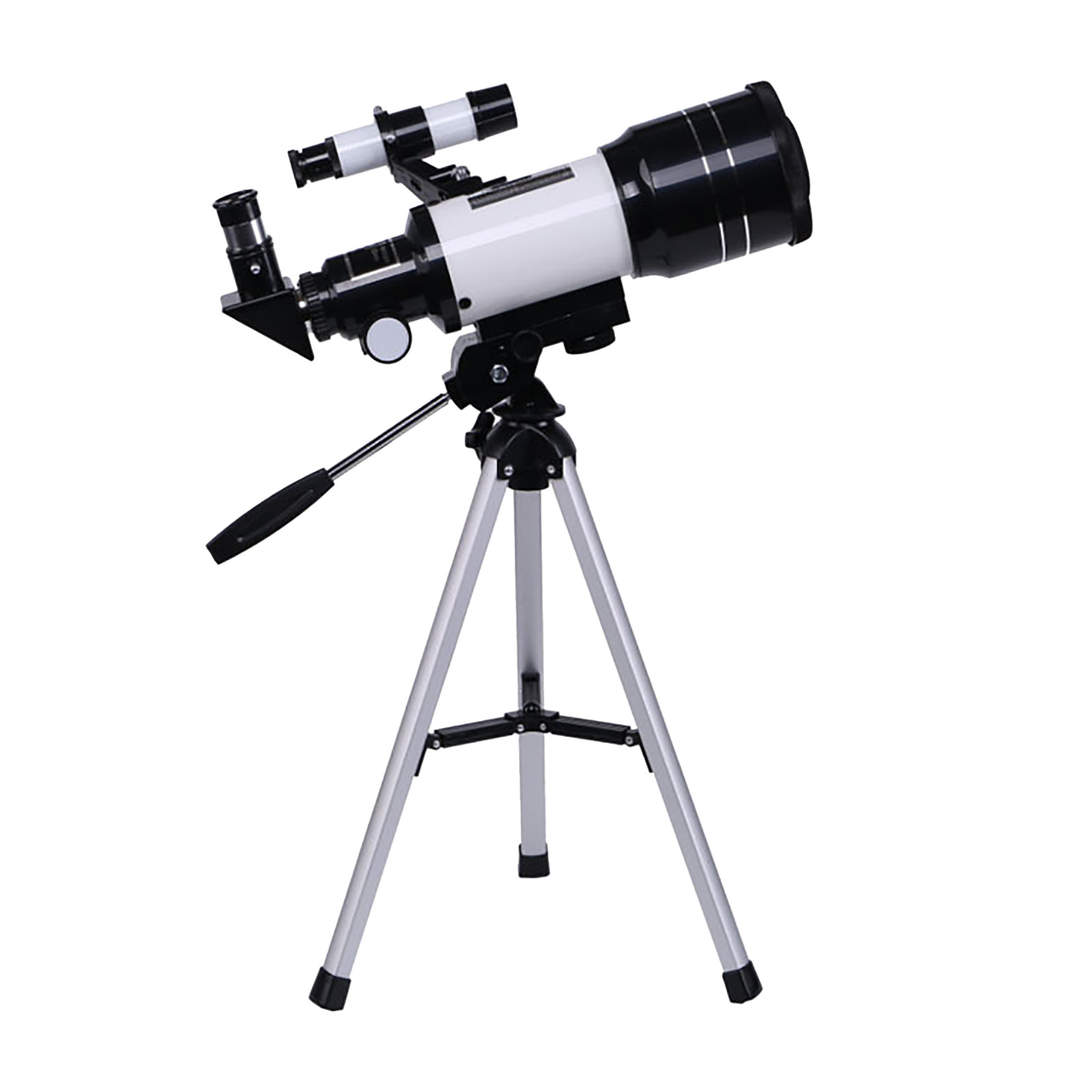 Telescope Tripod Telescope 150x Aperture Astronomical Camping Telescope 70mm  Monocular 30 Telescopio Outdoor Stargazing