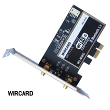 Dual Band 2400Mbps Wireless Wi-Fi Network Card