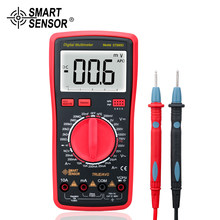 Digitale Multimeter Ncv Ampèremeter Voltmeter True Rms Ac Dc Capaciteit Weerstand Ohm Tester Backlight Zaklamp Lcd Multimetro(China)