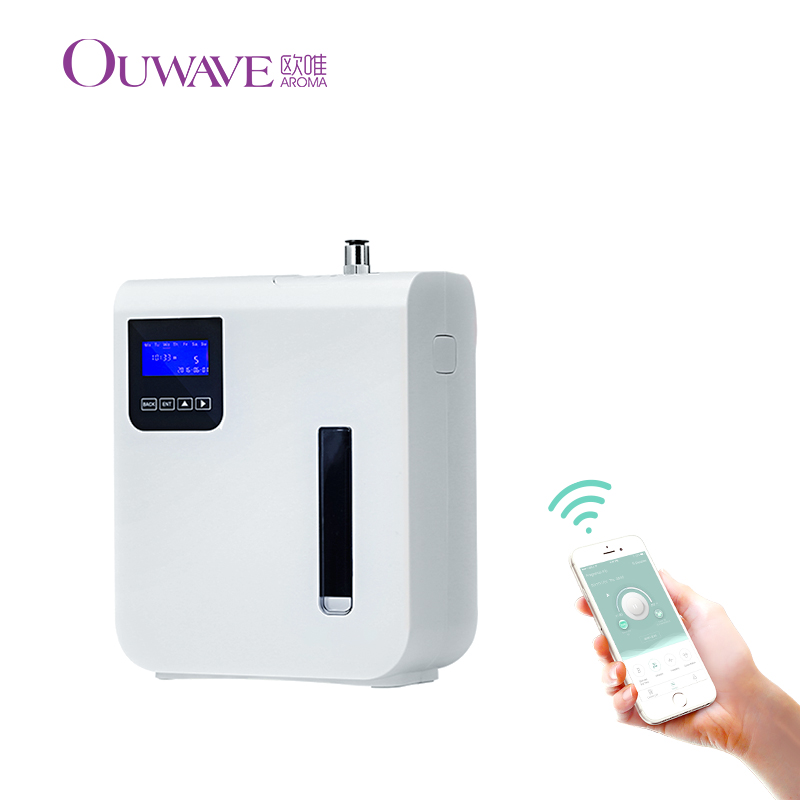 Phone App Control Home Aroma Diffuser For Sale