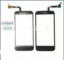 Bezdotykowa obudowa Do wyświetlacza LCD Coolpad 3632A z wysoką ceną montaż digitalizatora