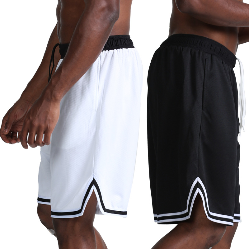 Men's Shorts Gym Men Sports Athletic Running Sport Fitness Beach Basketball Jogging Quick Dry Man Short Pants New 2020