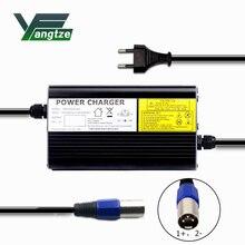 Зарядное устройство Yangtze 54,6 в 5A для литиевых батарей 48 В 5A E bikeo, инструмент для электрического велосипеда