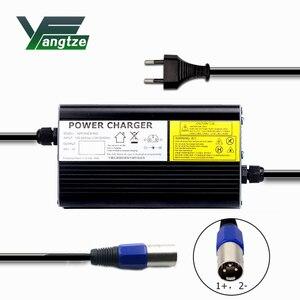 Image 1 - Зарядное устройство Yangtze 54,6 в 5A для литиевых батарей 48 В 5A E bikeo, инструмент для электрического велосипеда