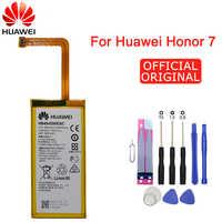 Hua Wei Ersatz Telefon Batterie HB494590EBC Für Huawei Honor 7 Herrlichkeit PLK-TL01H ATH-AL00 PLK-AL10 3000mAh