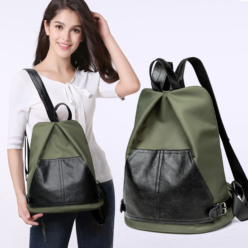 Atinfor Brand Women Waterproof Backpack College Students Casual Girl Daily Anti Theft Daypack