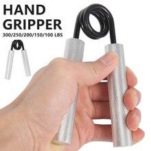 100-300lbs Heavy Hand Fitness Grips Carpal Wrist Rehabilitat