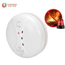 High Quatity 433MHZ Wireless Fire Alarm Sensor Fire